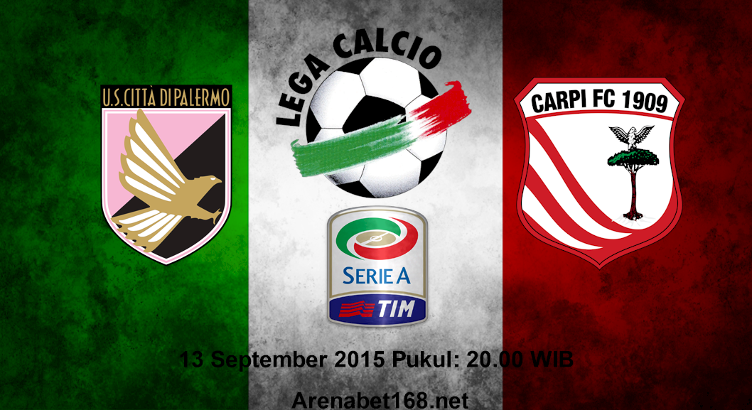 Prediksi SkorPalermo VS Carpi 13 September 2015