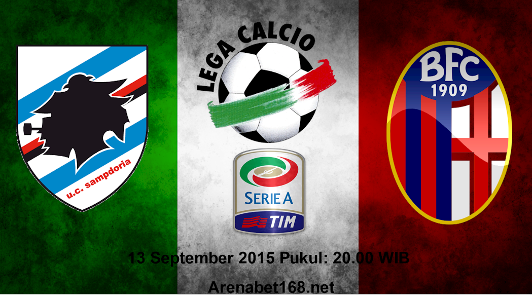 Prediksi Skor Sampdoria VS Bologna 13 September 2015