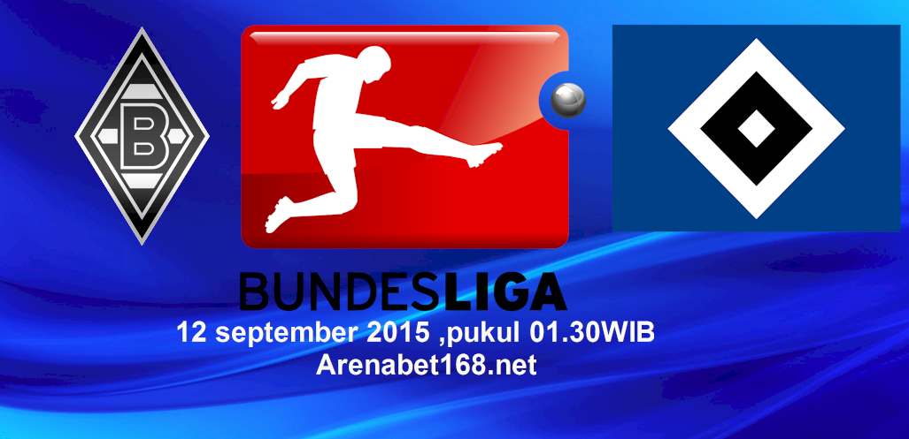 Prediksi Skor Bundesliga -M. Gladbac–VS-Hamburger-SV-12-September-2015