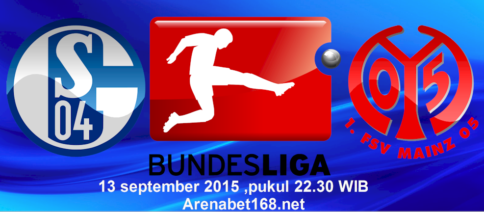 Prediksi Skor Bundesliga Schalke 04 VS Mainz 05 13 September 2015