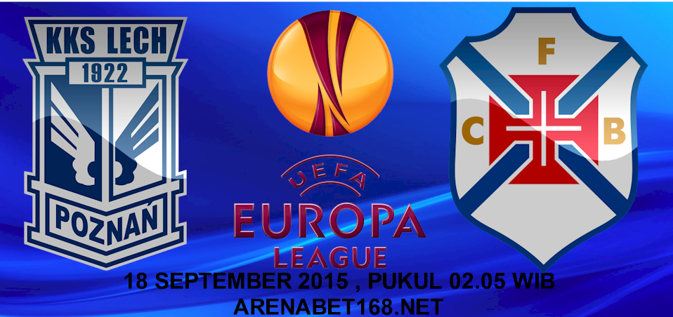 Prediksi Skor Lech Poznan VS Belenenses 18 September 2015