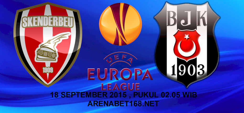 Prediksi-Skor-Skenderbeu-Korce-VS-Besiktas-18-September-2015