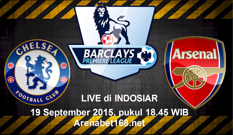 Prediksi Skor Chelsea VS Arsenal 19 September 2015