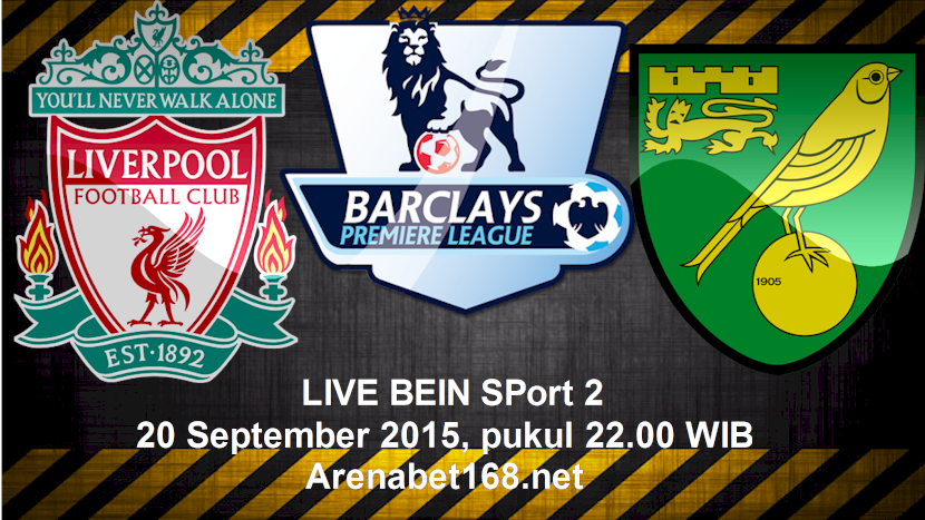 Prediksi-Skor-Liverpool-VS-Norwich-20-September-2015