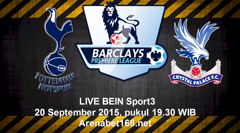 Prediksi-Skor-Tottenham-VS-Crystal-Palace-20-September-2015