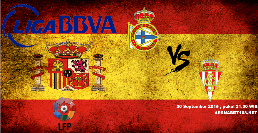 Prediksi Skor D. La Coruna VS Sporting Gijon 20 September 2015