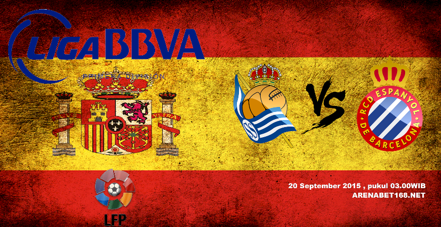 Prediksi-Skor-Real-Sociedad-VS-Espanyol-20-September-2015