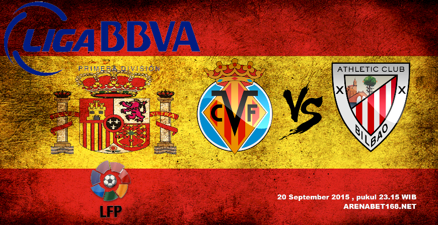 Prediksi Skor Villarreal VS Athletic Bilbao 20 September 2015