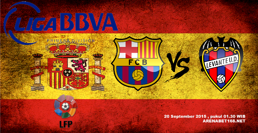 Prediksi-Skor-Barcelona-VS-Levante-20-September-2015