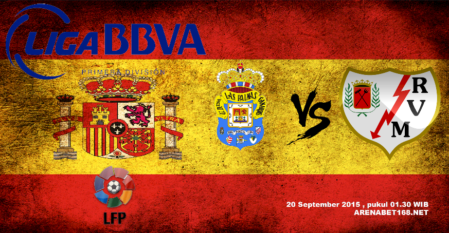 Prediksi Skor Las Palmas VS Rayo Vallecano 20 September 2015