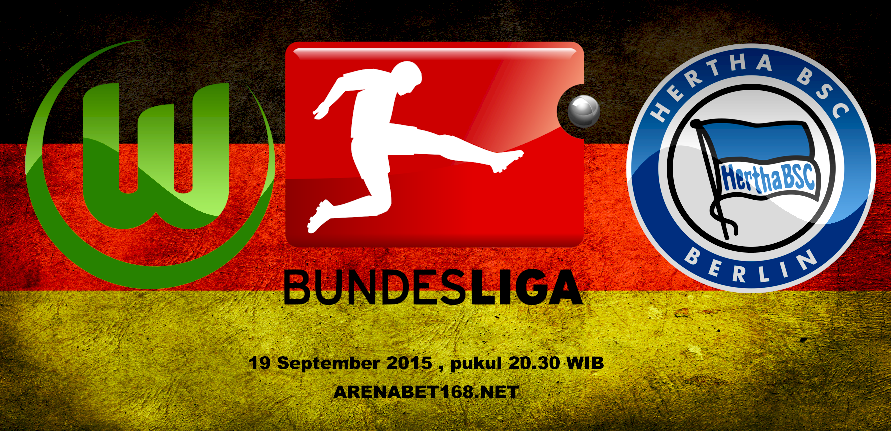 Prediksi Skor Wolfsburg VS Hertha Berlin 19 September 2015