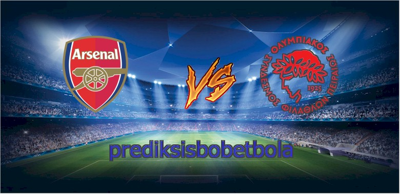 Prediksi Skor Arsenal VS Olympiakos 30 September 2015