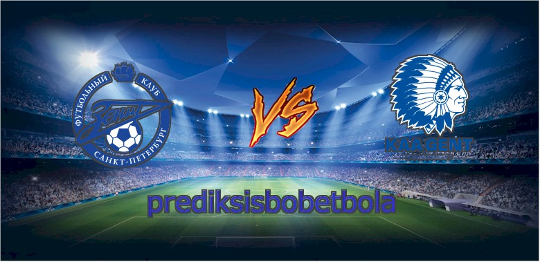 Prediksi Skor Zenit St. Petersburg VS KAA Gent 30 September 2015