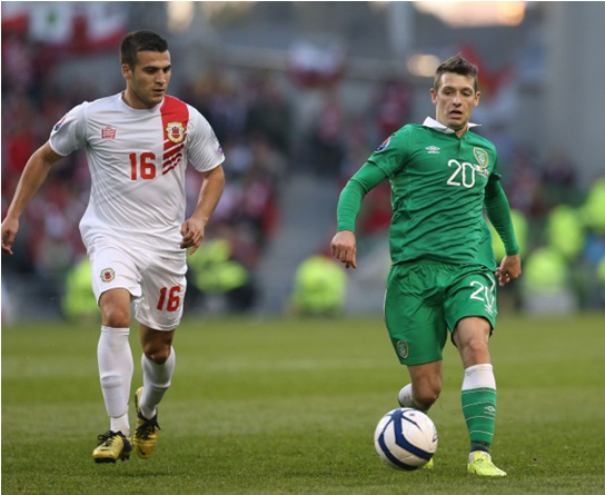 Prediksi Skor Euro 2016 Gibraltar vs Republic of Ireland 5 September 2015
