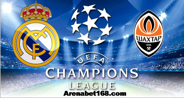 Prediksi Skor Liga Champions Real Madrid VS Shaktar Donestk 16 September 2015