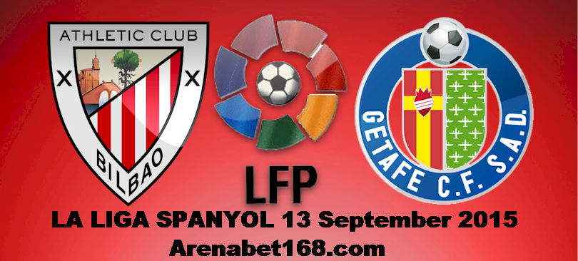 Prediksi-Skor-Athletic-Bilbao-VS-Getafe-13-September-2015