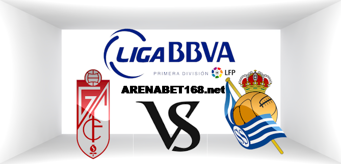 Prediksi Skor Granada VS Real Sociedad 23 September 2015