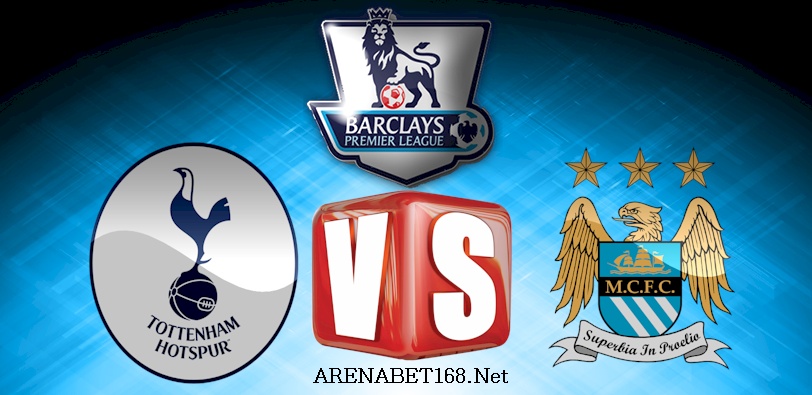 Prediksi Skor Tottenham VS Manchester City 26 September 2015