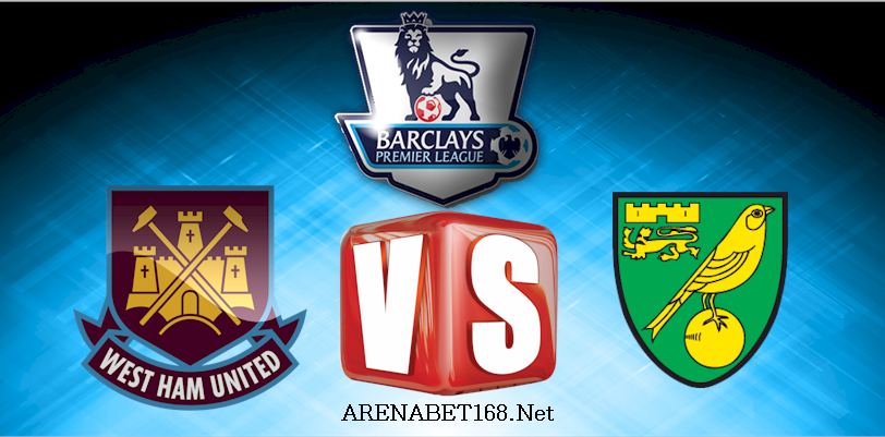 Prediksi Skor West Ham VS Norwich 26 September 2015