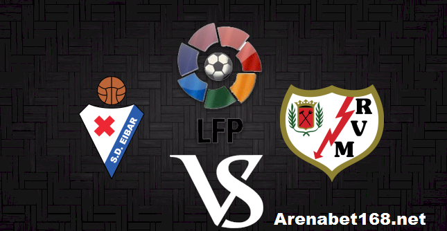 Prediksi Pertandingan Eibar VS Rayo Vallecano 01 November 2015