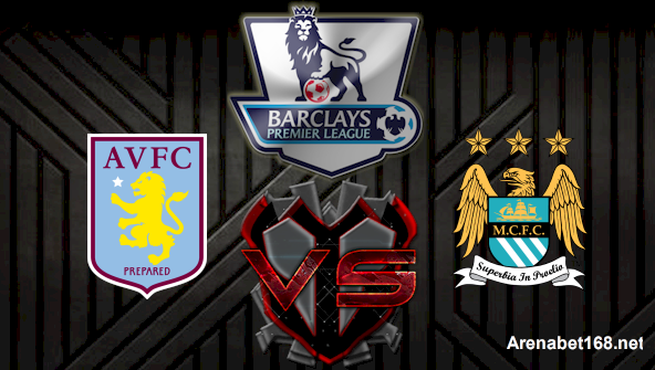 Prediksi Skor Aston Villa VS Manchester City 08 November 2015