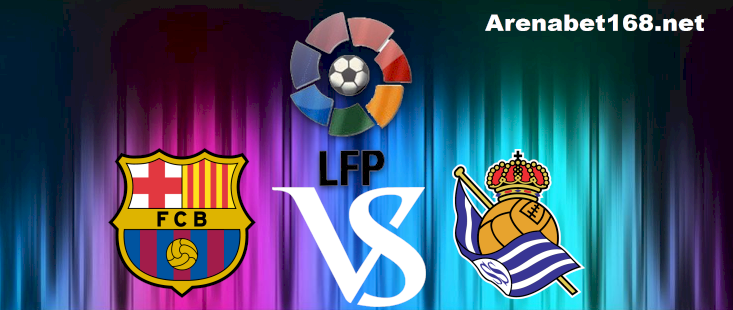 Prediksi Skor Barcelona VS Real Sociedad 28 November 2015