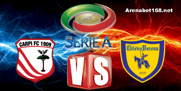 Prediksi Sbobet Carpi VS Chievo 22 November 2015