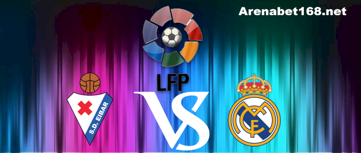 Prediksi Pertandingan Eibar VS Real Madrid 29 November 2015