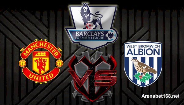 Prediksi Pertandingan Manchester United VS West Brom 07 November 2015