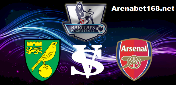 Prediksi Pertandingan Norwich VS Arsenal 29 November 2015