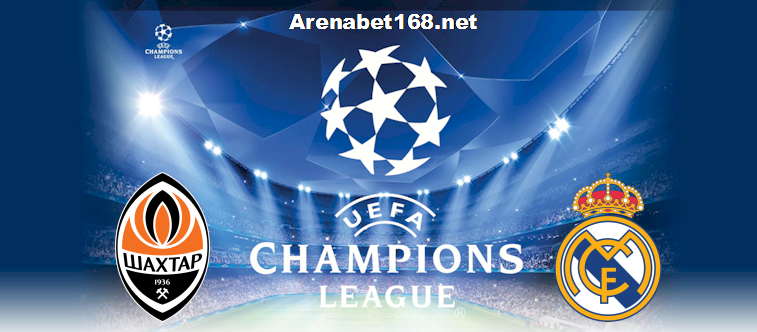 Prediksi Pertandingan Shakhtar Donetsk VS Real Madrid 26 November 2015