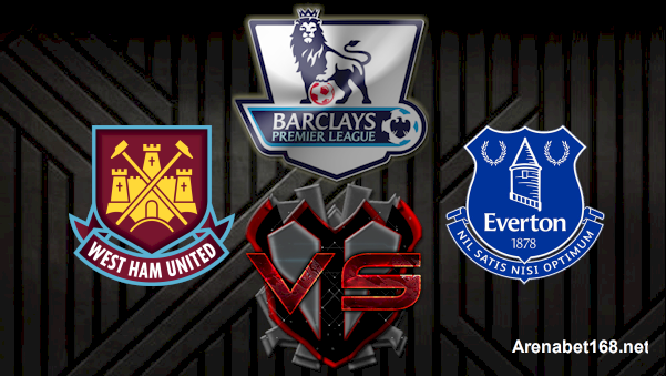 Prediksi Pertandingan West Ham VS Everton 07 November 2015
