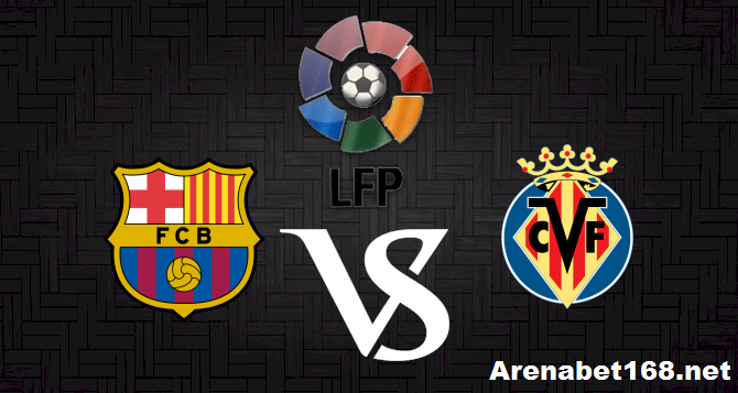 Prediksi Pertandingan  Barcelona vs Villarreal 08 November 2015