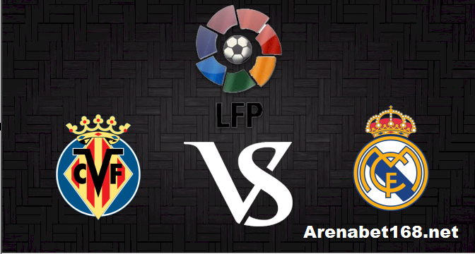 Prediksi Sbobet Villarreal VS Real Madrid 14 Desember 2015