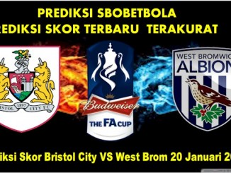 Prediksi Skor Bristol City VS West Brom 20 Januari 2016
