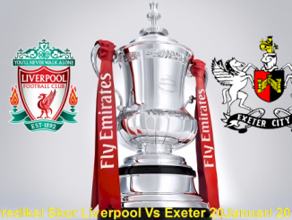 Prediksi Skor Liverpool VS Exeter City 21 Januari 2016