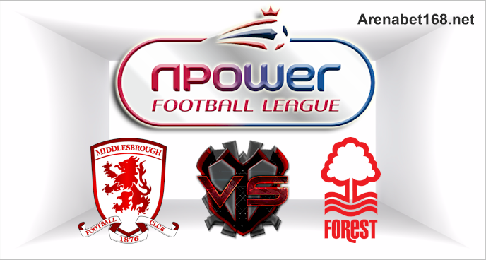 Prediksi Skor Middlesbrough VS Nottingham 23 Januari 2016
