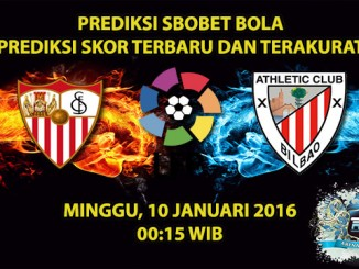 prediksi-skor-sevilla-vs-athletic-bilbao-10-januari-2016