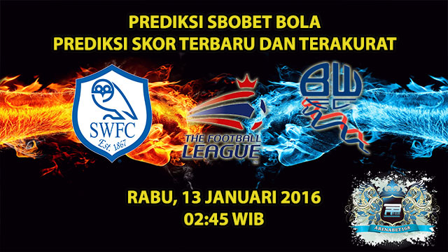 prediksi-skor-sheffield-wednesday-vs-bolton-13-januari-2016