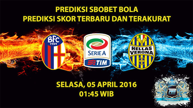 Prediksi Skor Bologna VS Hellas Verona 05 April 2016