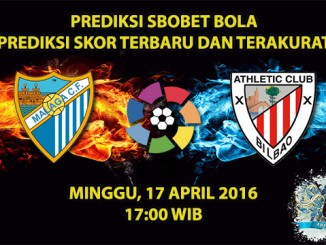 Prediksi Skor Malaga VS Athletic Bilbao 17 April 2016