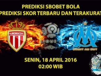 Prediksi Skor Monaco VS Marseille 18 April 2016