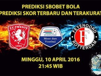 Prediksi Skor Twente VS Feyenoord 10 April 2016