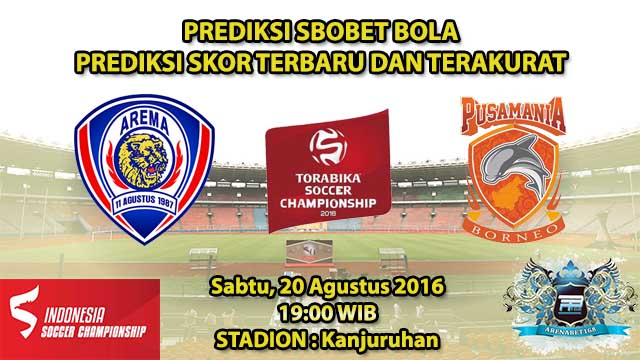 Arema vs Pusamaniaa