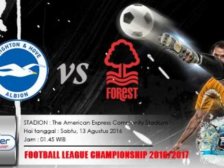 Brighton VS Nottingham