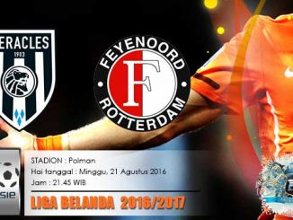 Heracles vs Feyenoord