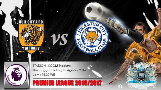 Hull VS Leicester