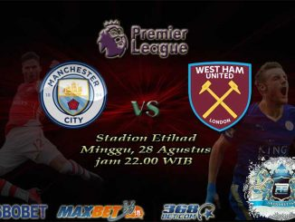 M city vs West ham