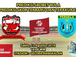 Madura United VS Persela