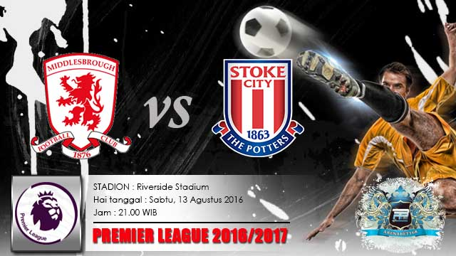 Middlesbrough VS Stoke